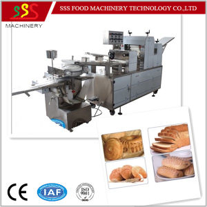 Bread Toast Pita Bread Plain French Baguette Making Machine pictures & photos
