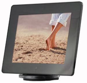 8 Inch Digital Photo Frame With Battery