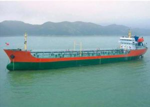 7000DWT Chemical Tanker