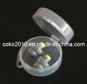 Musical Earplugs with Attenuation Filter for DJ pictures & photos
