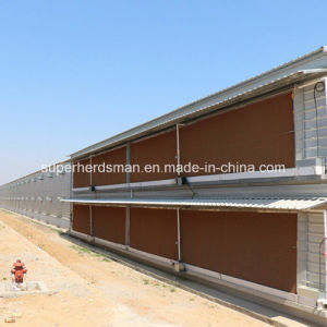 Modern Double Floor Light Steel Poultry House Construction pictures & photos