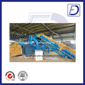 2.5 Ton Per Hour Capacity Automatic Hydraulic Hay Baler pictures & photos