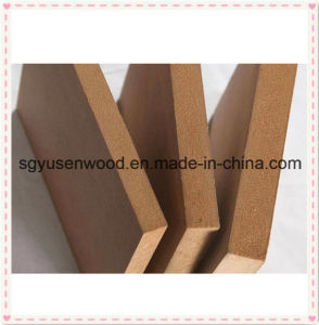 20mm 25mm Raw Plain Melamine MDF pictures & photos
