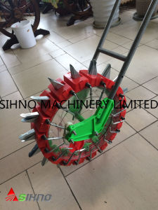 High Quality Hand Push Grain Drill pictures & photos