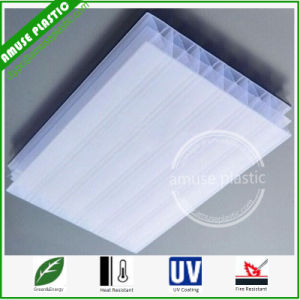 Grade a 20mm Opal White Multiwall Polycarbonate Sheets for Sale pictures & photos