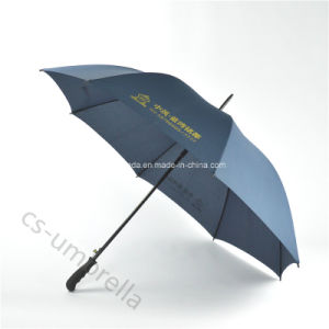 "Wide Use 27"" Outdoor Promotional Advertising Straight Umbrella (YSS0111)"