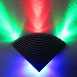 Sector Decoration 3W LED Wall Light (GB-1684-3) pictures & photos