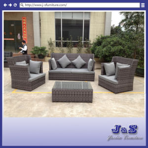 china garden outdoor wicker rattan sofa set patio furniture j078