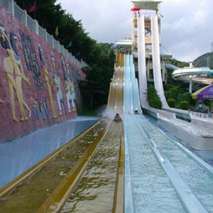 Colorful Fiberglass Racer Water Slide (ZC/WS/SH) pictures & photos
