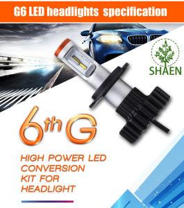 Philip-S Car LED Headlight, 60W 6600lm LED Headlight Conversion Kit pictures & photos