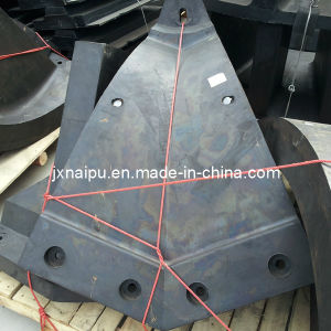 Rubber Wear-Resisting Ball Mill Liners