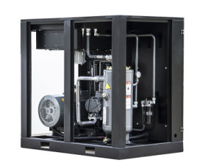 Airhorse Belt-Driven High Quality Screw Air Compressor 25HP No Noise pictures & photos