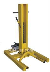 Auto Mini Single Post/Column Lift (AAE-AH3) pictures & photos