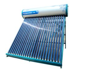Solar Water Heating System for Home