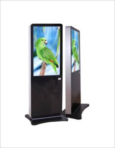 Floor Stand Supermarket Advertising Player (SAD4203)