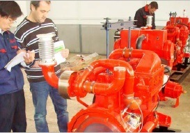 Diesel Fire Pump Set Xbc pictures & photos