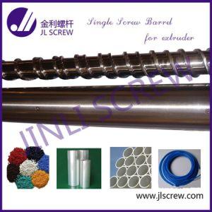 Single Screw Barrel for Extruder / Extrusion Screw Barrel