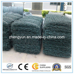 Hot Dipped Galvanized Hexagonal Gabion Box pictures & photos
