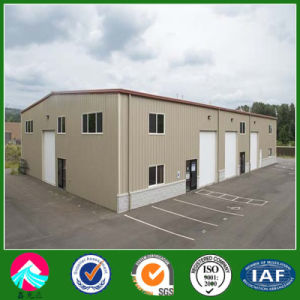 Prefabricated Metal Building, Steel Structure Storage Warehouse pictures & photos