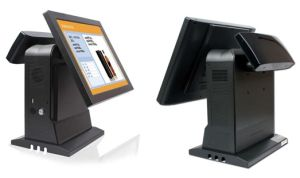 """Retail Point of Sale System with 15"""" All-in-One Touch PC pictures & photos"""