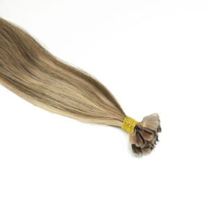 Russian Virgin Keratin U Tip Human Hair Extension pictures & photos