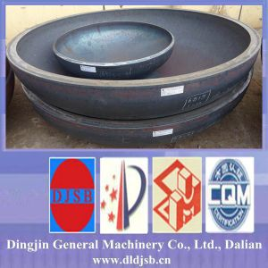 Seamless Elliptical Head Applied to Storage Tank pictures & photos