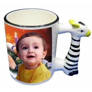 Animal Ceramic Mug-Horse