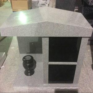Haobo Stone Wholesale 2-Niche Granite Columbarium pictures & photos
