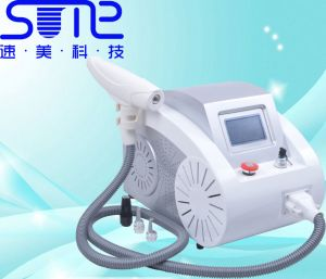 Handpiece Tattoo Removal ND YAG Laser Equipment pictures & photos