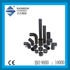 Ce Stainless Steel Pipe & Carbon Steel Pipe for Stove/Fireplace Chimney pictures & photos