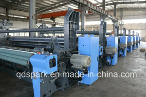 up and Down Double Beam Air Jet Loom for Curtain Shadding Fabric pictures & photos