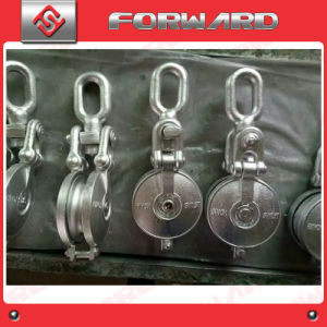 HDG Snatch Block with Eye Ring pictures & photos