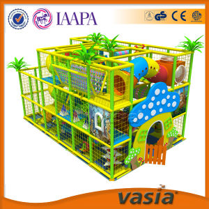 Professional Design Team Indoor Soft Playground Equipment (VS1-151103-179A-33) pictures & photos