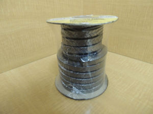Graphite Packing Wrapped with Aramid Mesh