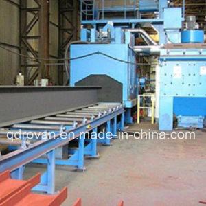 Shot Blasting Machine for H Beam Steel Cleaning