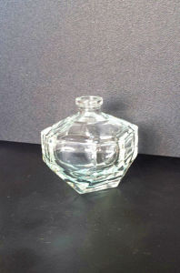 Glasss Perfum Bottle with Polish and Various Color pictures & photos