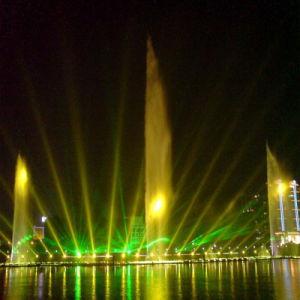 100m Super High Jet Fountain