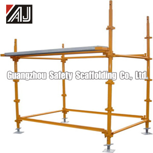 Metal Kwikstage System Scaffolding, Guangzhou Factory pictures & photos