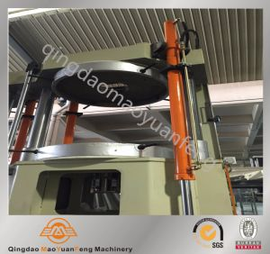 Hydraulic Motorcycle and Bicycle Bladder Tyre Tire Vulcanizing Presses pictures & photos