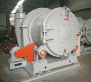 Barrel Type Shot Blasting Machine Q3110bi pictures & photos