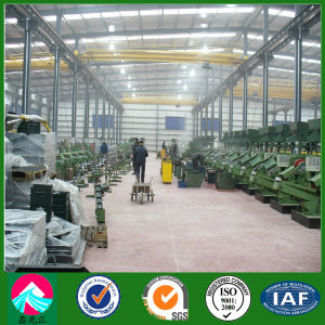 Light Steel Structure Producing Workshop for Machine (XGZ-SSB035) pictures & photos