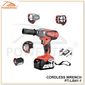 Powertec 18V Cordless Impact Wrench (PT-LI041-1) pictures & photos