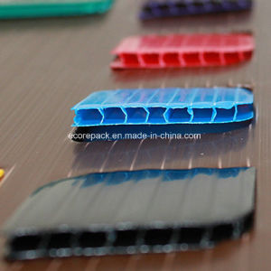 Coroplast Corrugated Plastic Sheets pictures & photos