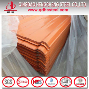 PPGI Metal Roofing Sheets Prepainted Galvanized Roofing Sheets pictures & photos