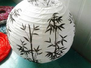 Bamboo Paper Lantern/Round Lantern