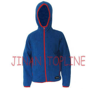 Children Micro Fleece Leisure Jacket for Outdoors pictures & photos