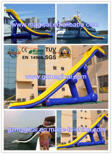 High Quality Inflatable Yacht Water Slide / Water Slide for Pool (RA-099) pictures & photos