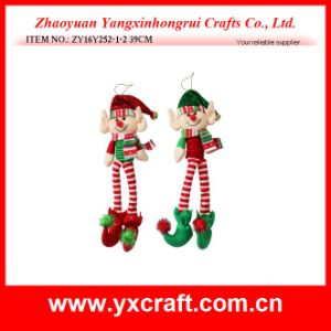 Christmas Decoration (ZY16Y252-1-2 39CM) Christmas Kid Gift Decorations in Christmas pictures & photos