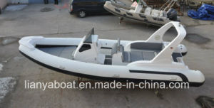 Liya China Manufactures 16 Persons Inflatable Rib Boat for Sale pictures & photos