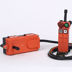 Winch Wireless Remote Control for Crane (F21-2D) pictures & photos